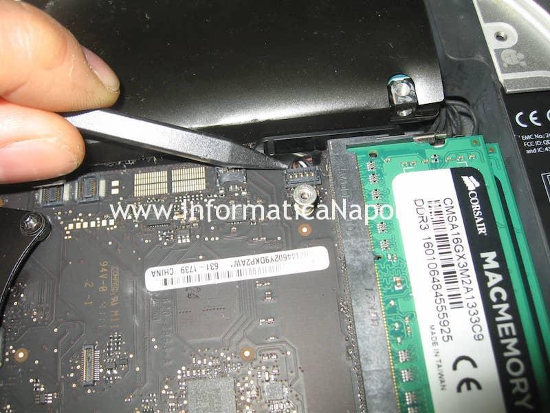 flat hdd sdd Apple Mac Mini A1347