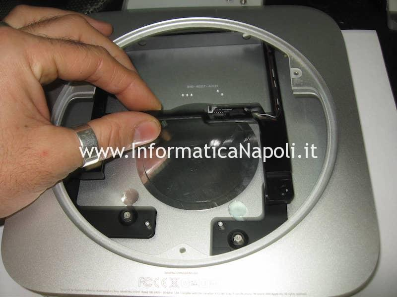 come rimuovere o aggiornare Apple Mac Mini A1347 | assistenza apple