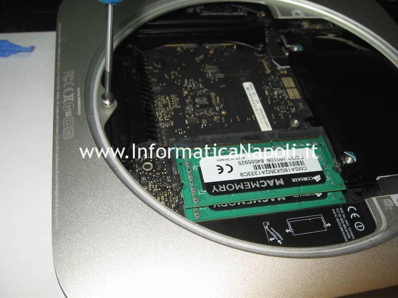 ram mac memory Apple Mac Mini A1347