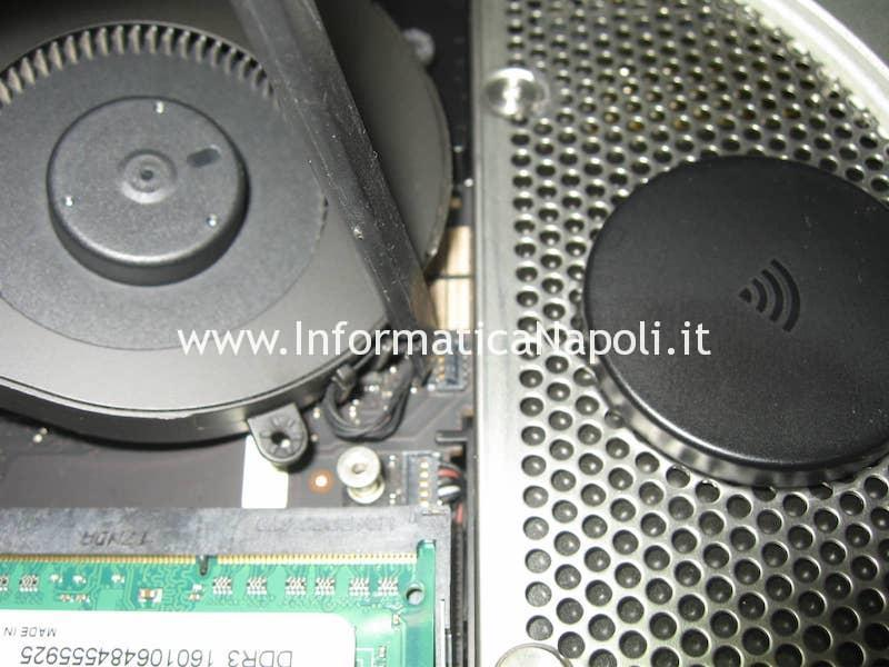 flat ventola fan Apple Mac Mini A1347