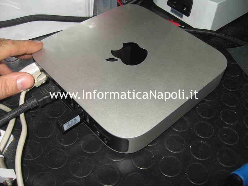 aggiornamento RAM e SSD Apple MacMini A1347