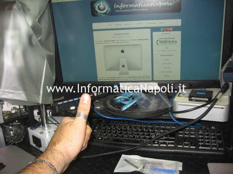 upgrade 2 dischi HDD e SSD dell' Apple MacMini A1347