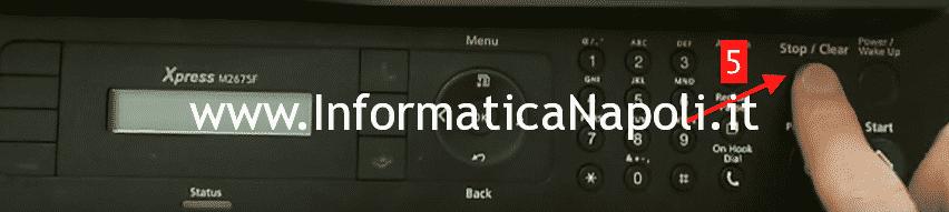downgrade firmware stampante samsung