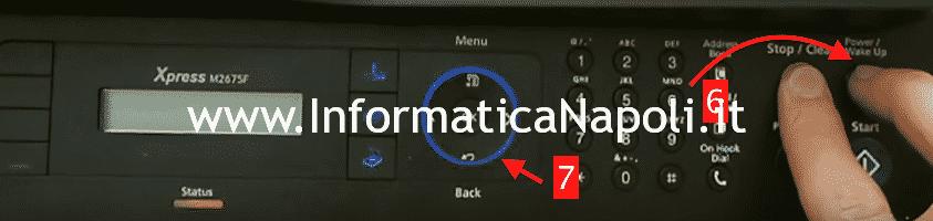modificare firmware samsung m2070
