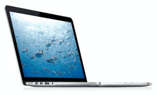 assistenza macbook pro retina 13 A1425