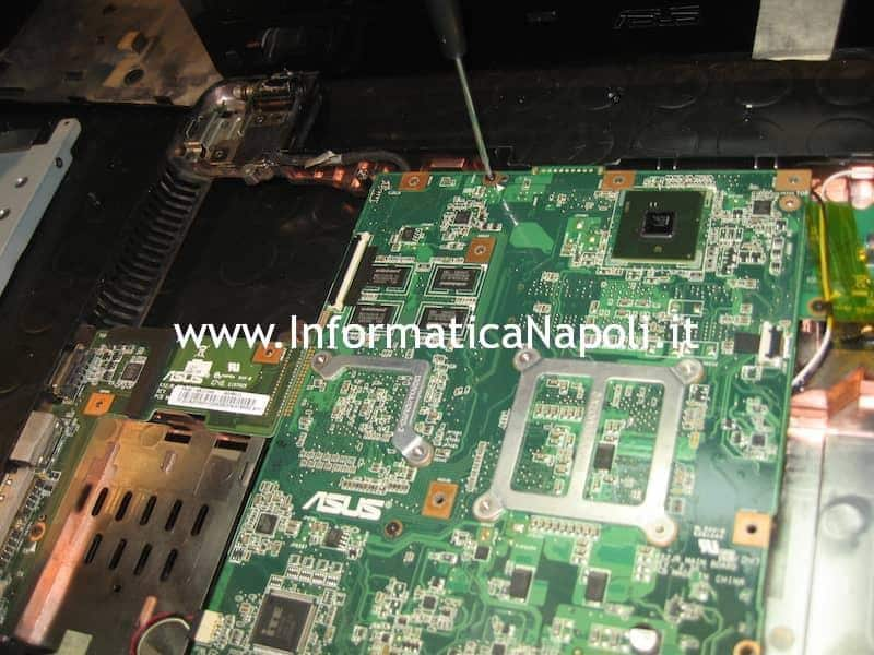 scheda madre K52J K52JT-SX388X rev 2.3A