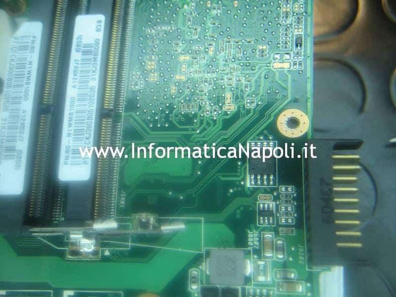 winbond eeprom UEFI K52J K52JT-SX388X rev 2.3A