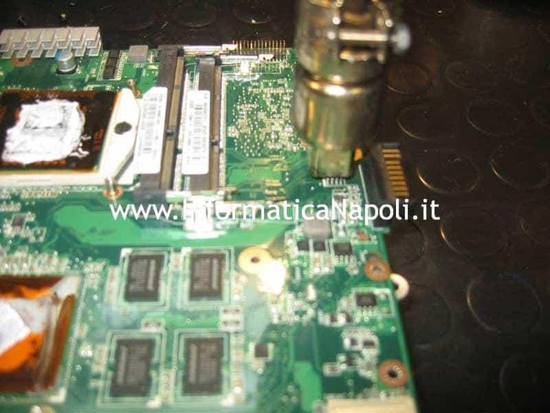 sostituire winbond eeprom UEFI K52J K52JT-SX388X rev 2.3A
