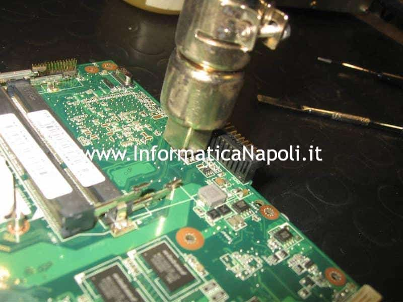 programmare winbond eeprom UEFI K52J K52JT-SX388X rev 2.3A