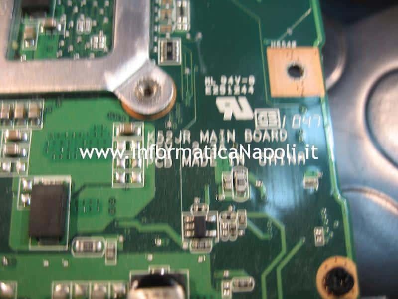 motherboard K52J K52JT-SX388X rev 2.3A