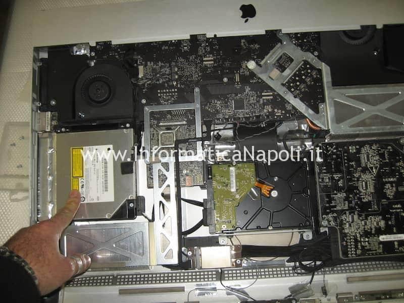 upgrade SSD Fusion Drive Apple imac 27