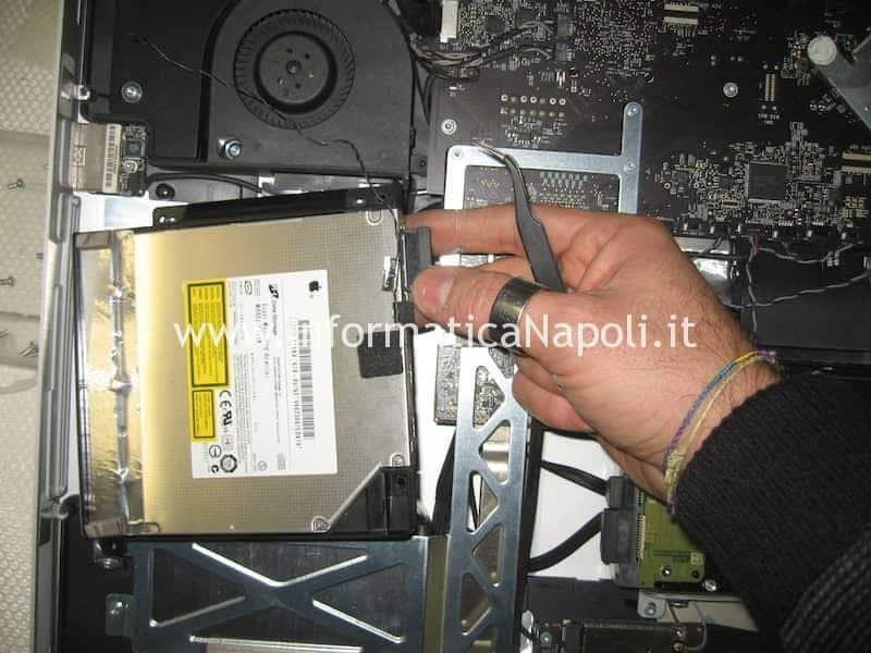 problema sensore temperatura SSD imac