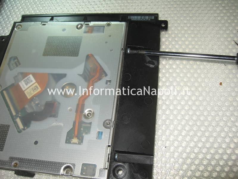 aggiornamento upgrade SSD su Apple iMac