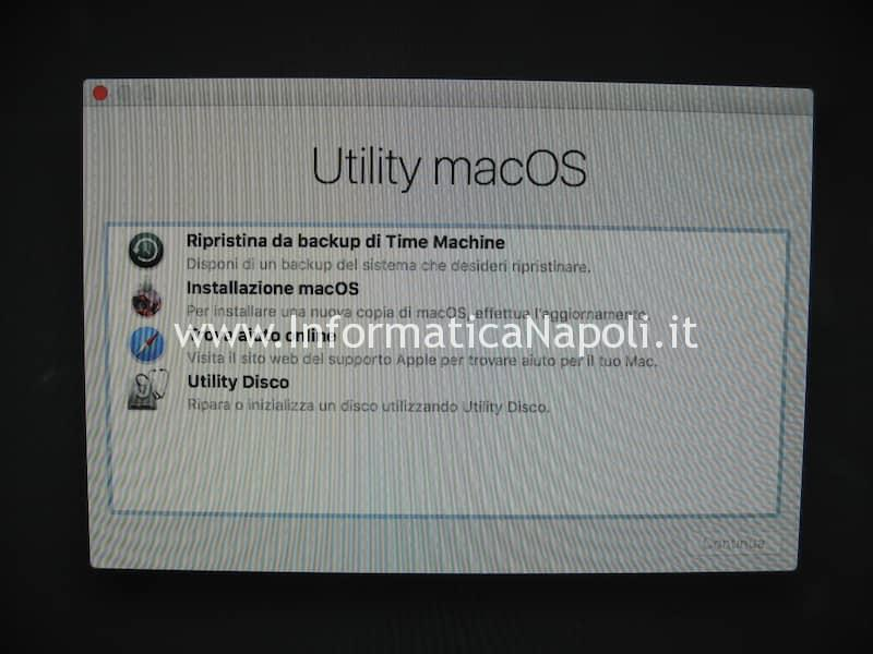Installare Mac OS X su Fusion Drive iMac