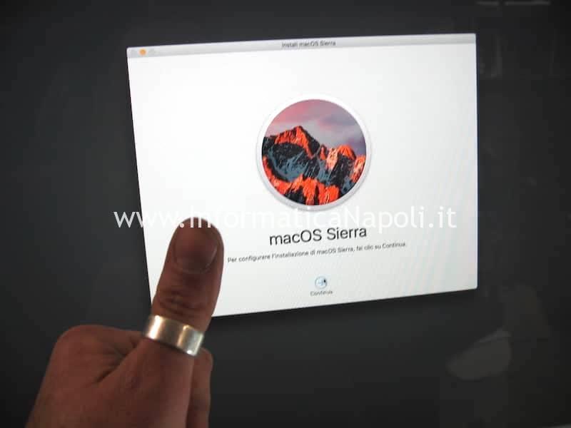 fusion drive creato su iMac 27 Assistenza Apple