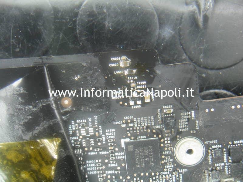 """problema apple imac A1311 21.5"""" 820-2784-A riparato"""