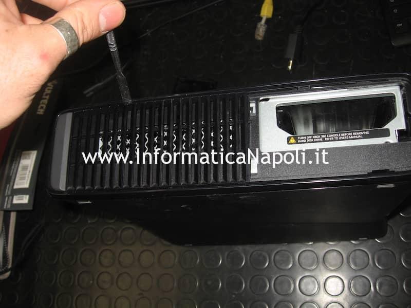 assistenza riparazione xbox led rosso