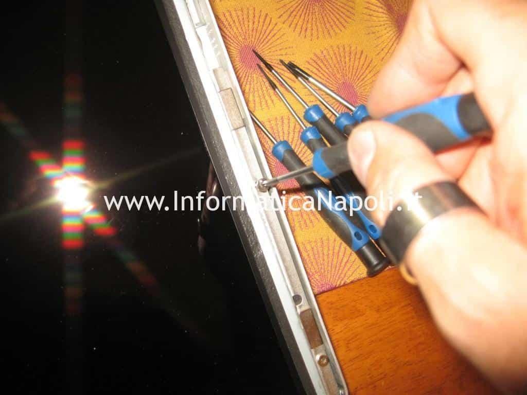 come riparare display cinema 27