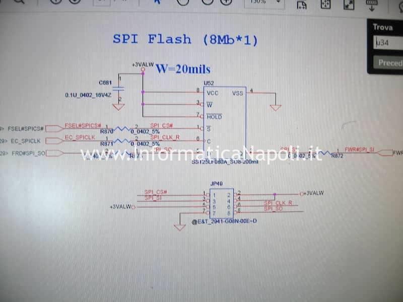 schema toshiba PSAR6E A200-24E ISKAA LA-3481P