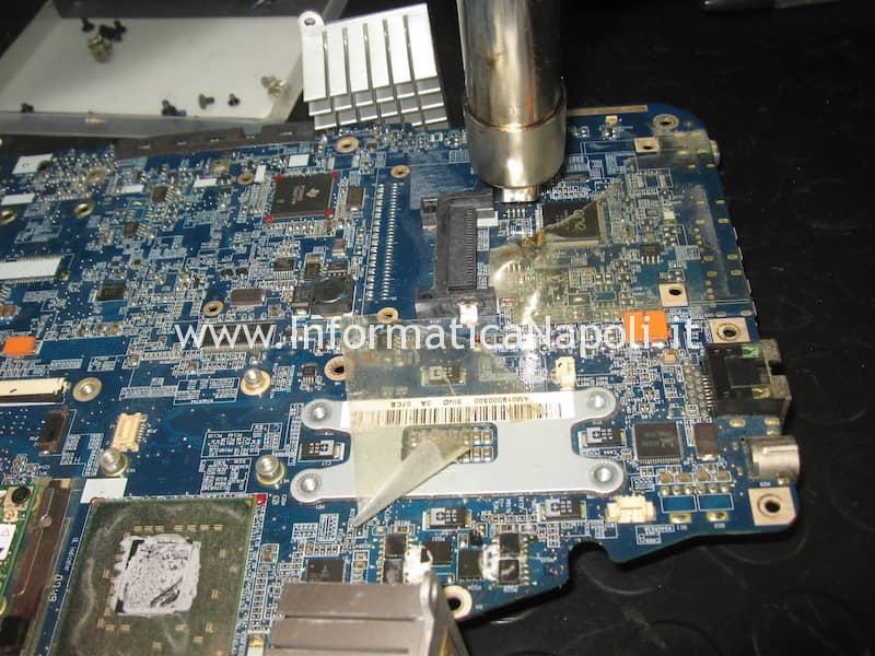 MX25L80 EEPROM schema toshiba PSAR6E toshiba A200-24E ISKAA LA-