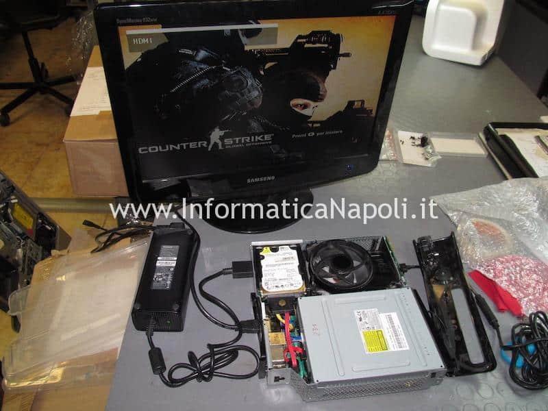 servizio riparazione xbox