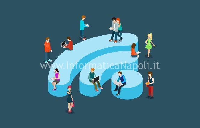 risolvere Problemi WiFi
