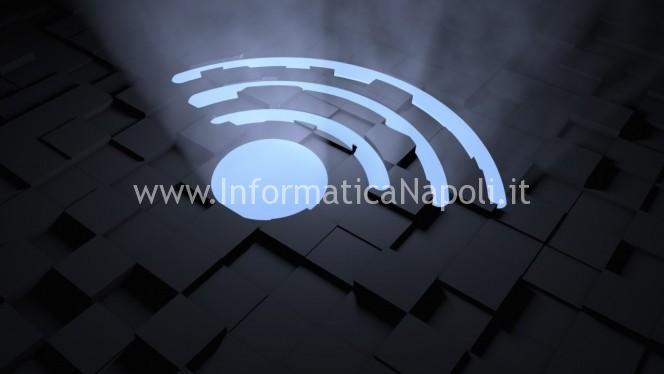 rilevare disturbi wifi