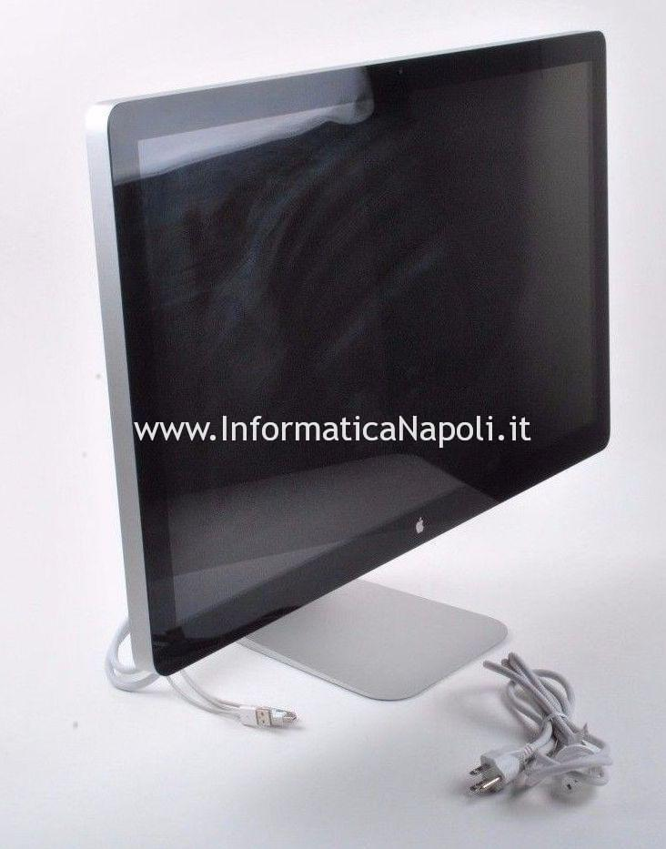 problemi apple cinema display a1316 thunderbolt