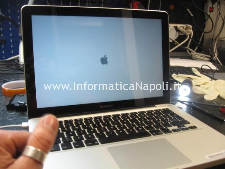 Problema backlight Apple Macbook A1278