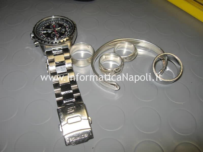 problema metallo indossato riparazione imac