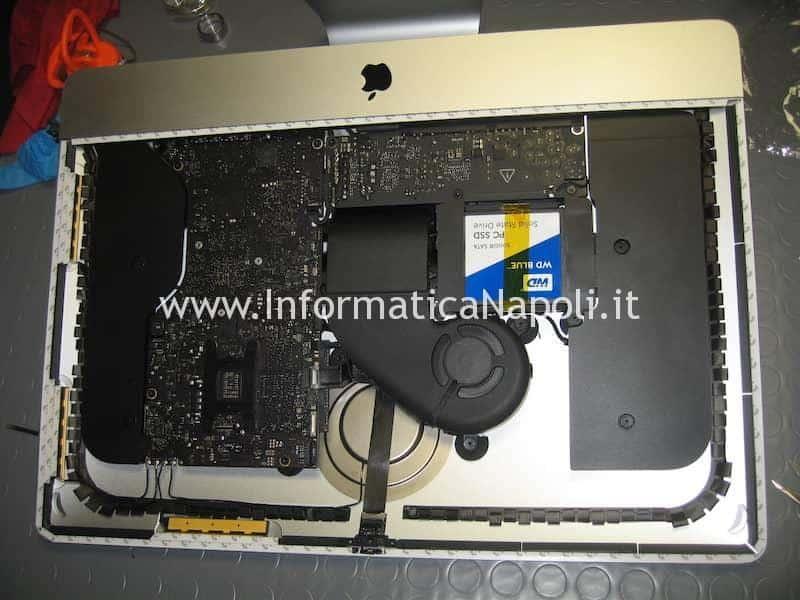 assistenza riparazione Apple imac A1418