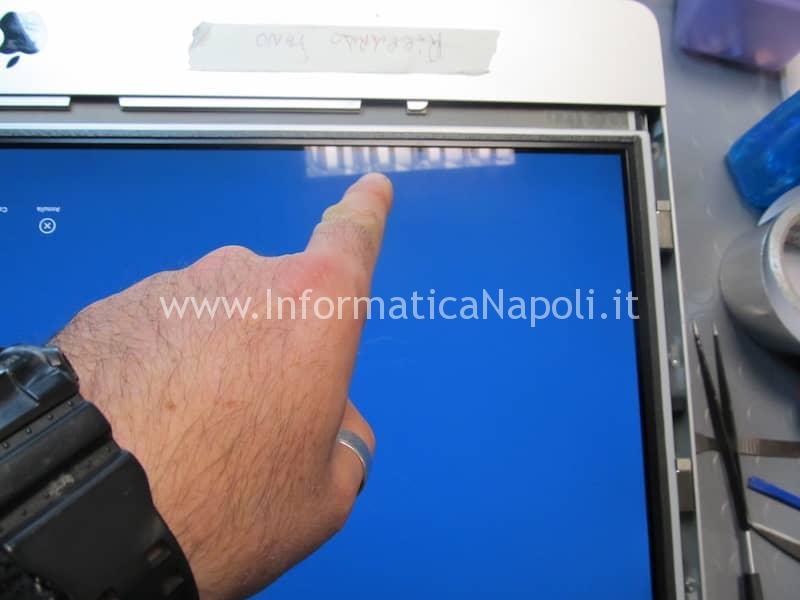 display iMac 27 riparato