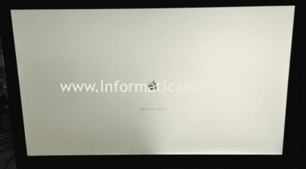 problema illuminazione backlight led display imac 27 pollici
