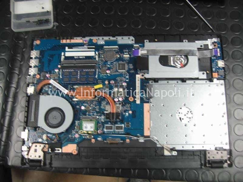 assistenza riparazione scheda madre Asus ASUSPRO P2520L P552LA_LJ