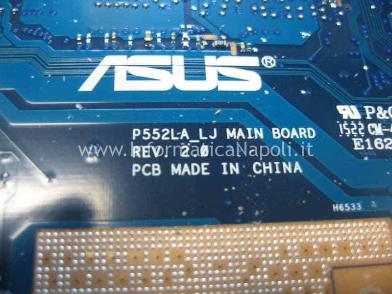 scheda madre motherboard P552LA_LJ 2.0
