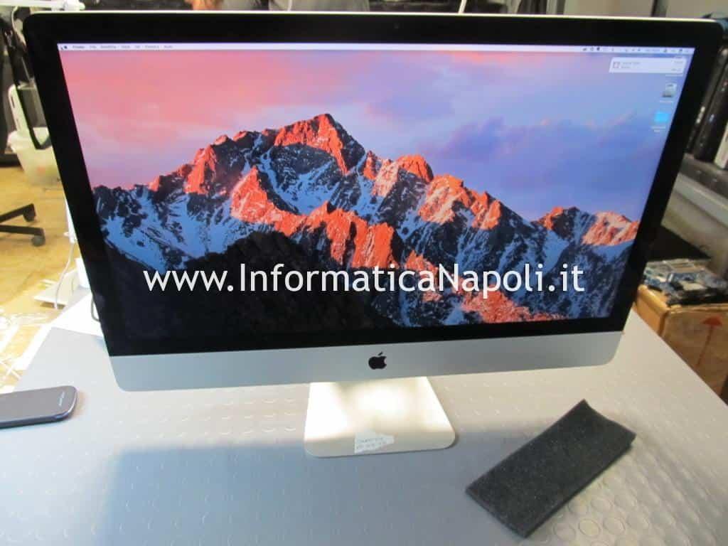upgrade SSD Apple iMac 27 slim A1419 2012 2013 2014 2015 2016 2017