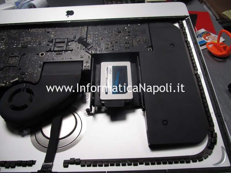 frame SSD HDD Apple iMac A141