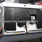 chiudere display biadesivo 3m SSD HDD Apple iMac A141