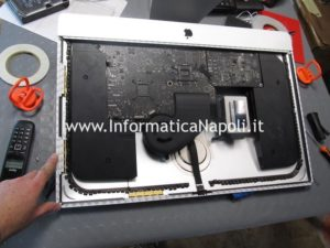 Upgrade SSD Apple iMac slim 27 A1419 retina 5K