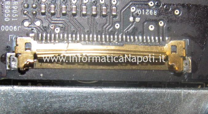 Riparazione connettore video Apple iMac 21.5 A1311 | 27 A1312