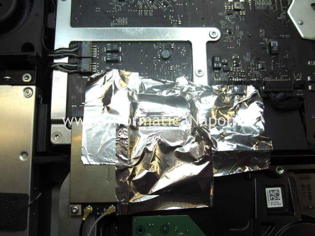 LVDS connettore socket Apple iMac 21.5 A1311 iMac 27 A1312