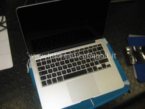 problema Apple Macbook 13 retina A1502 2013 2014 2015 scheda madre 820-3476-A EMC 2678