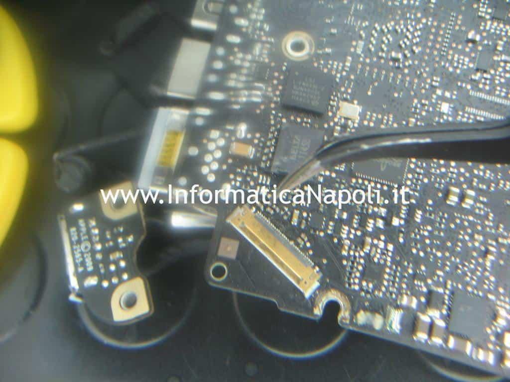 riparazione scheda 820-3115-B