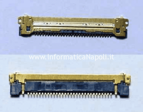 STRETTO LVDS socket connettore Apple iMac A1311 A1312