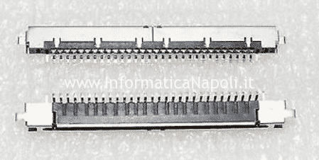 LVDS socket connettore Apple iMac A1311 A1312