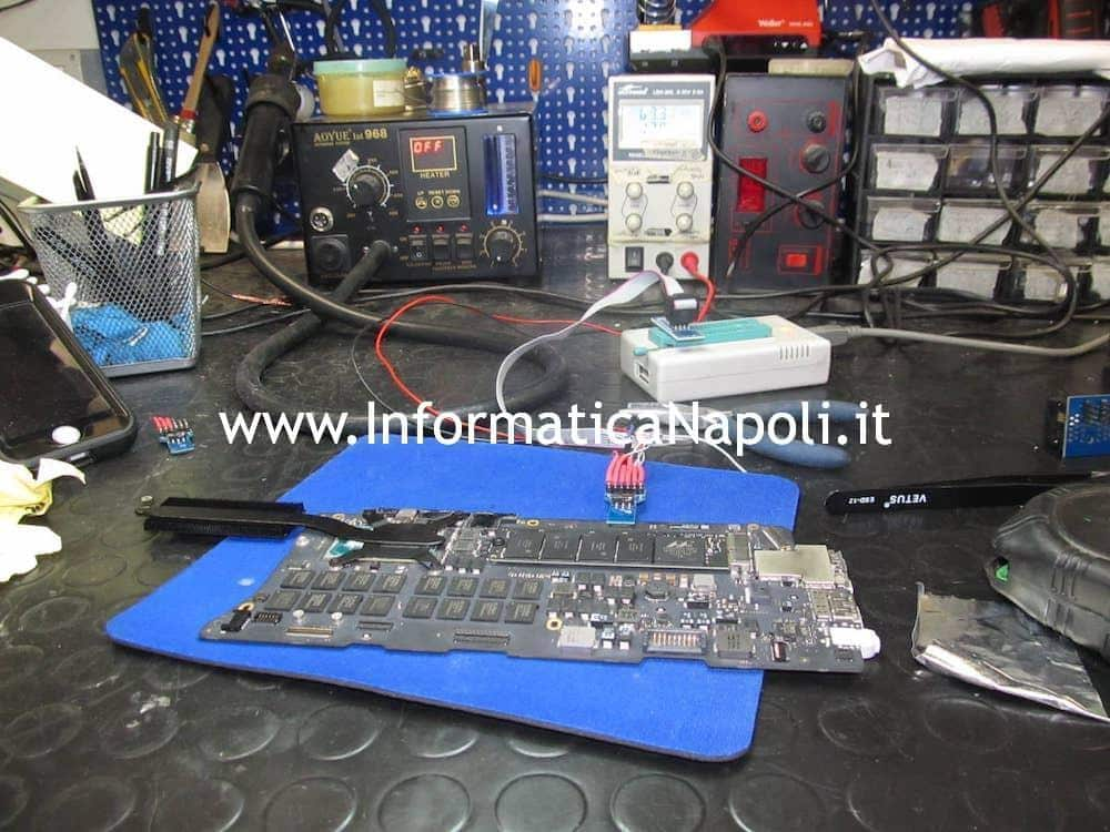 come riprogrammare flash bios EFI macbook pro 13 air