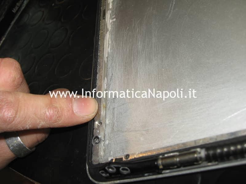 riparazione display macbook pro