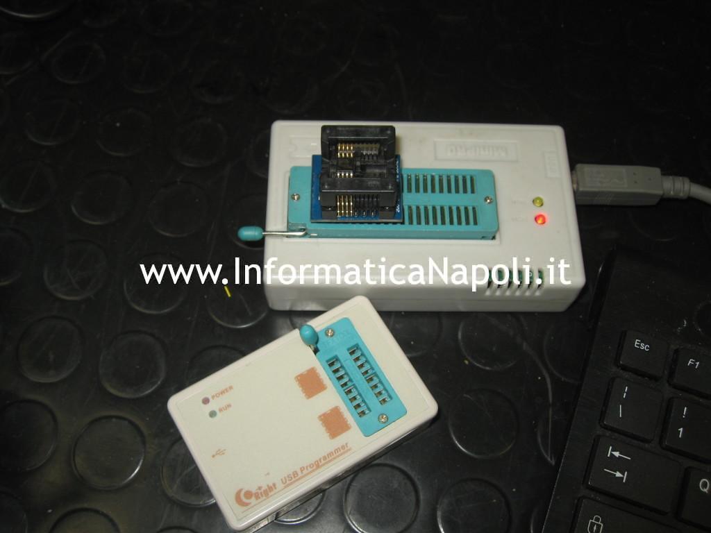 programmatori BIOS SPI EFI EEPROM APPLE MAC IMAC