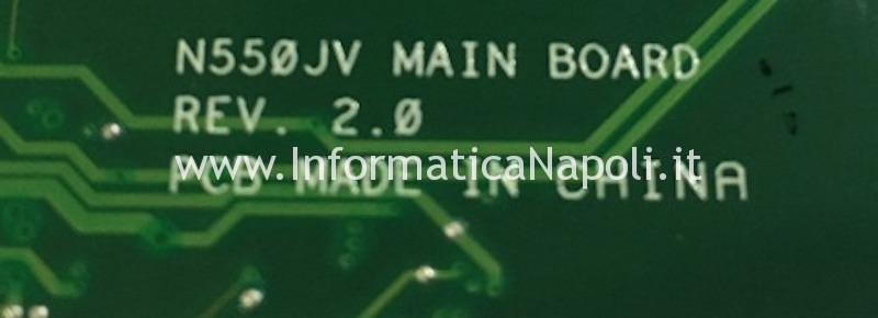 scheda madre mb asus n550jv 2.0