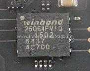 A1502 EMC 2835 820-4924-A Winbond 25q64FVIQ